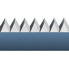 6 Tooth Serrated Rule-