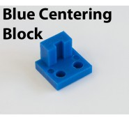 Centering Block- Blue Old Style- Requires 2 Screws