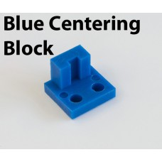Centering Block- Blue Old Style- Requires 2 Screws-BSA0502223600