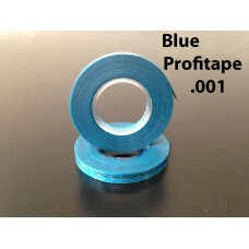 "Blue Profitape .001 6mm 115ft/Roll = 1/4"" Wide-BSA1574006300"