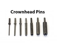 Crown Head Pin 10mm/4mm