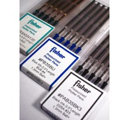"3.5"" Bold Blue Fisher 5 Pens Per Pack"