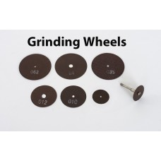 Grinding Wheels  (See Below For Sizes Available)-D2025