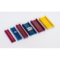 "Perf-A-Track Red / Yellow 1/2""-D-perf-Guide 1/2"