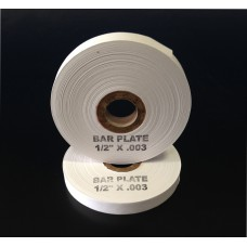 Spot Tape White .006x1/4x140'-BP250164