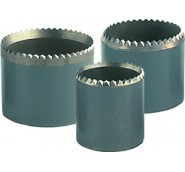 Serrated Punches